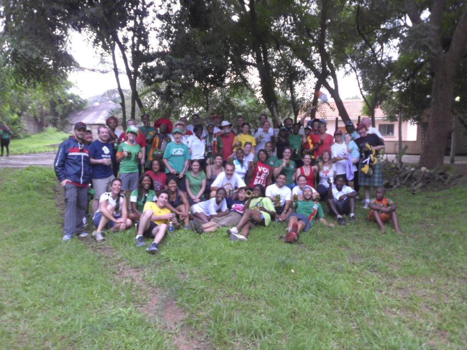 Lusaka Running Group