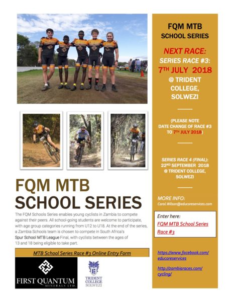 MTB School Series Race Race#3 2018