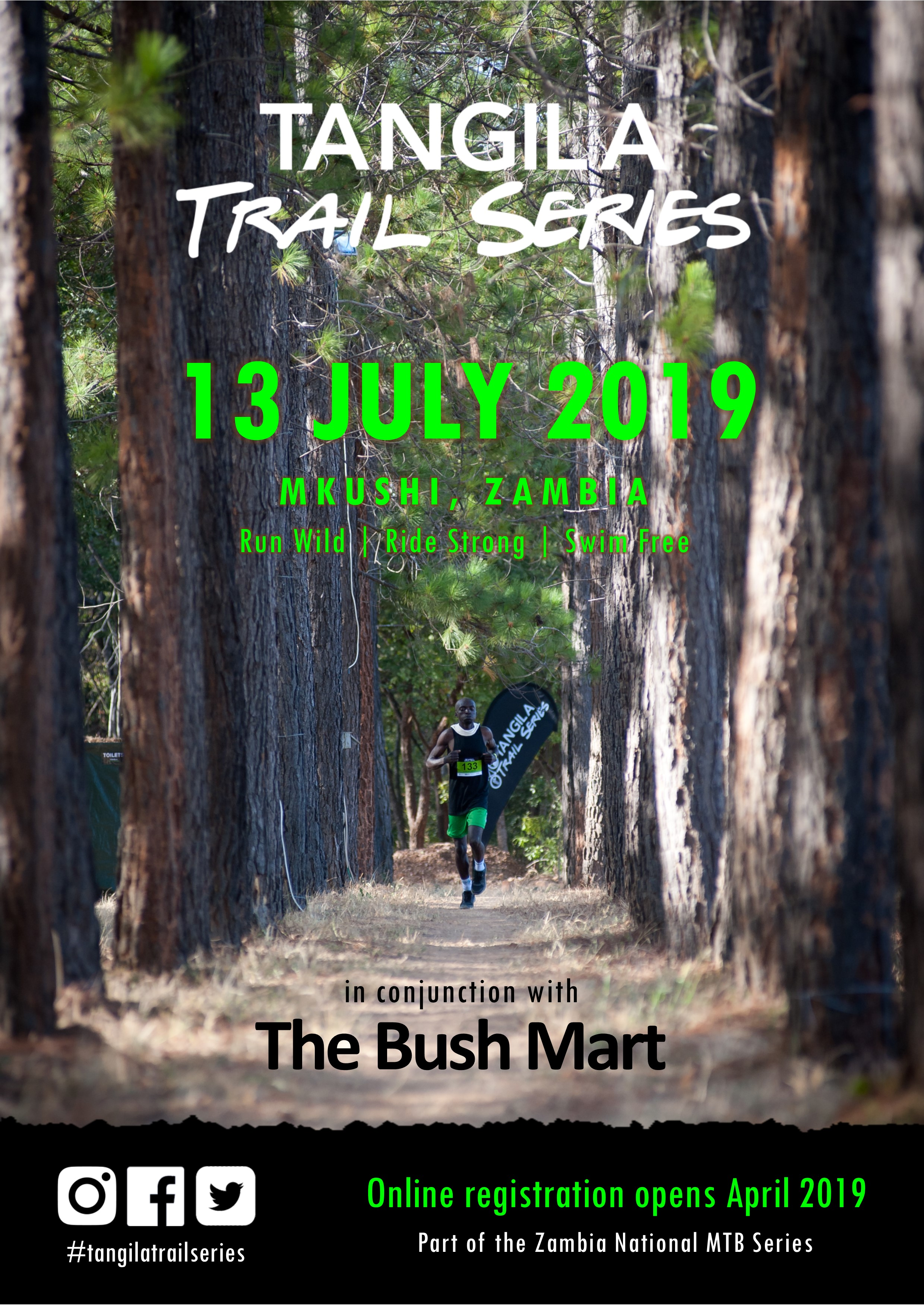 Tangila Trail Series 2019