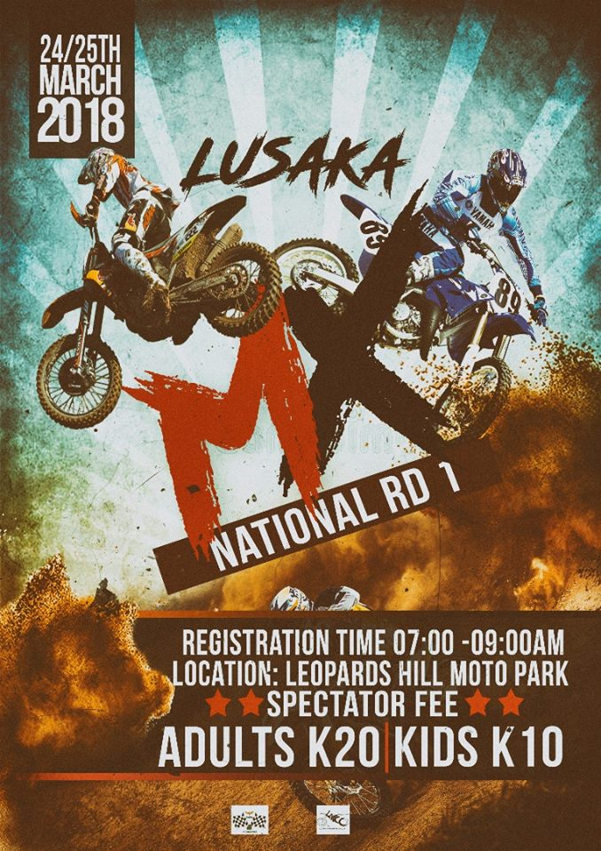 Zambia Motocross Nationals 2018