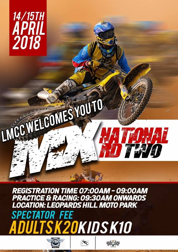 Zambia Motocross Nationals Round 2