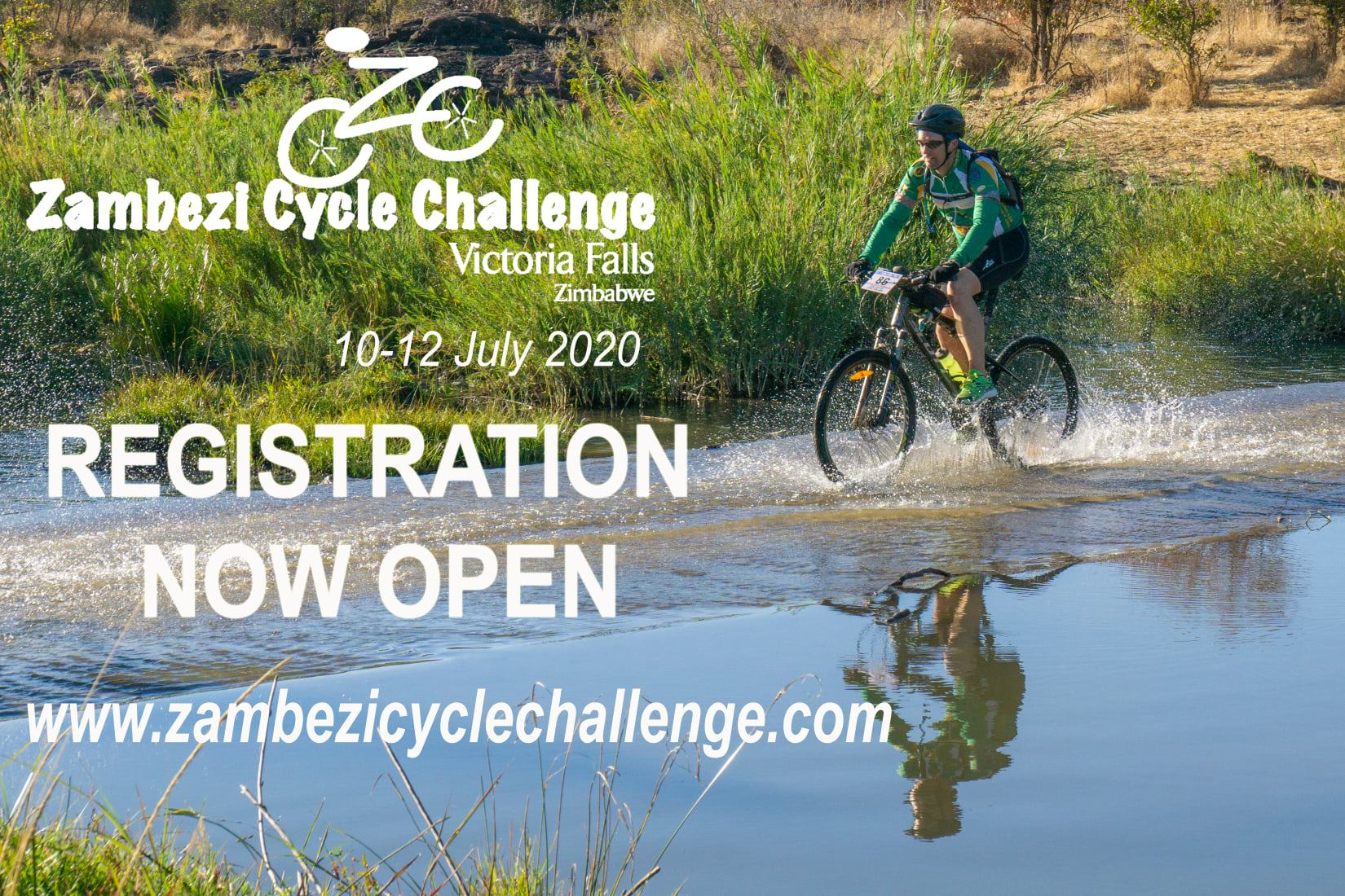 Zambezi Cycle Challenge 2020