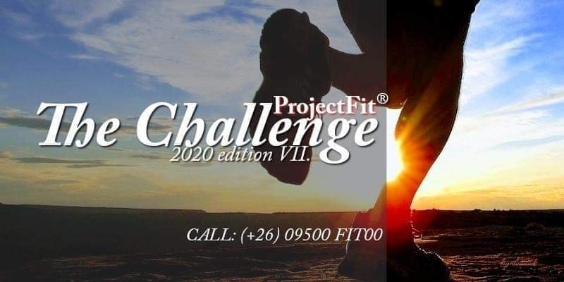 ProjectFit The Challenge